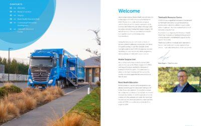 2020 Mobile Health Annual Report released